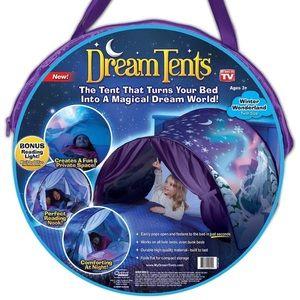 Dream Tent Winter Wonderland, Twin Size